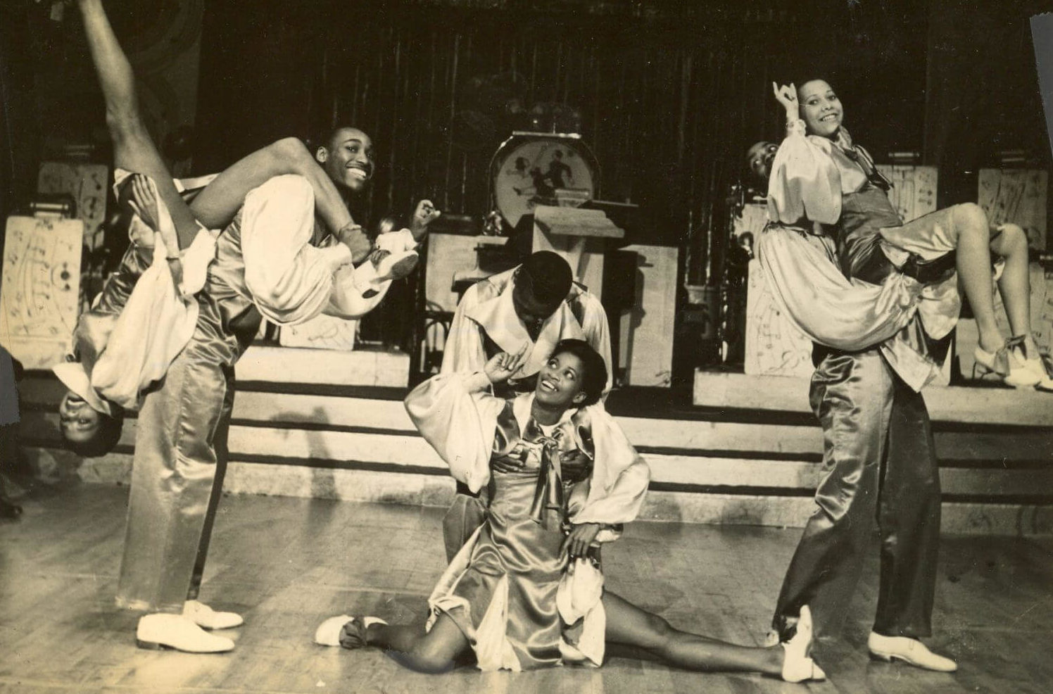 History Of Swing Dancing image