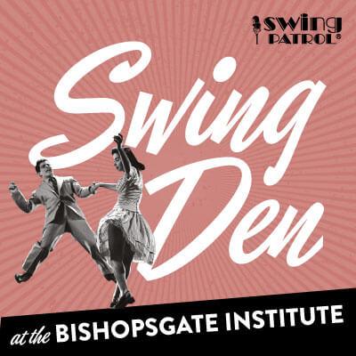Swing Den at the Bishopsgate Institute  image
