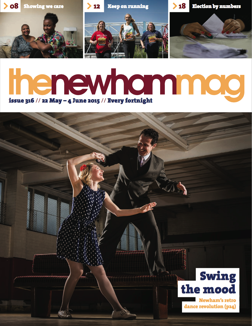 The Newham Mag, 22 May 2015