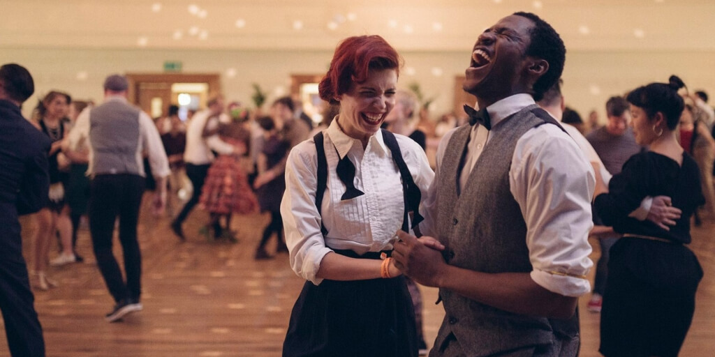 LEARN TO DANCE... LINDY HOP image